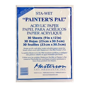 "Replacement papers for Masterson #912 Painters Pal (9""X12"")"