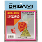 "Aitoh Origami Paper 5.875""X5.875"" Double Sided 36 sheets"