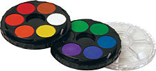 Art Advantage 12 color watercolor Compact