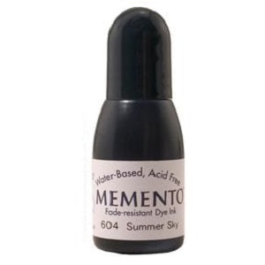 Memento Ink Refill .5 fl oz - Summer Sky