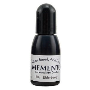 Memento Ink Refill .5 fl oz - Elderberry