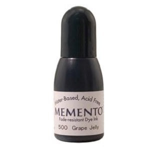 Memento Ink Refill .5 fl oz - Grape Jelly