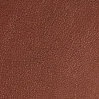 "Premium Trim leather 9"" x 3"" Brown"