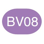 Copic Sketch Marker BV08 Blue Violet