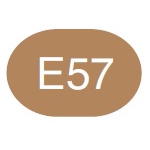 Copic Sketch Marker E57 Light Walnut