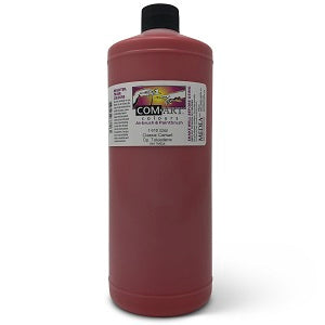 Com-Art Classic 32oz Opaque Toluedene Red