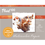 Fluid 100 EZ Block 140lb Cold Press 9X12 15 Sheet