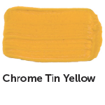 M. Graham Oil Color - Chrome Tin Yellow 37 ml