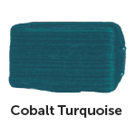 M. Graham Oil Color - Cobalt Turquoise 37 ml