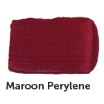 M. Graham Oil Color - Maroon Perylene 37 ml