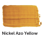 M. Graham Oil Color - Nickel Azo Yellow 37 ml
