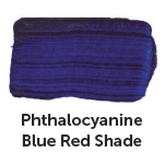 M. Graham Oil Color - Phthalocyanine Blue (Red Shade) 37 ml