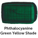M. Graham Oil Color - Phthalocyanine Green (Yellow Shade) 37 ml