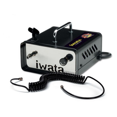Iwata Ninja Jet Mini Airbrush Compressor IS-35