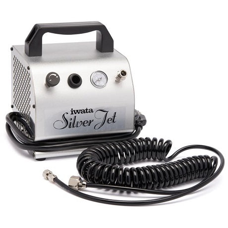 Iwata Silver Jet Airbrush Compressor IS-50