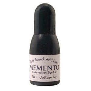 Memento Ink Refill .5 fl oz - Cottage Ivy