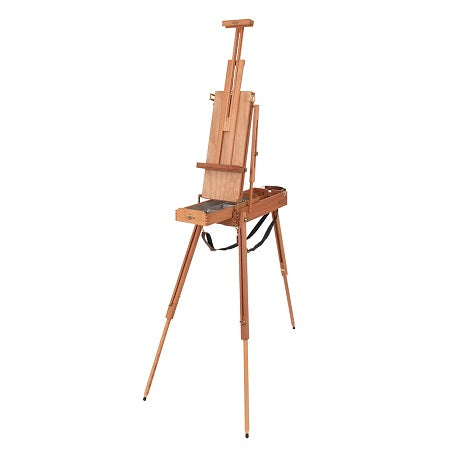 MABEF sketch box Backpacker easel