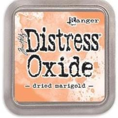 Tim Holtz Distress Oxide Stamp Pad - Dried Marigold