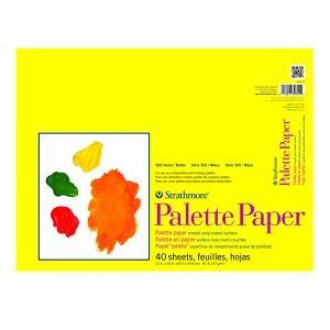 Strathmore Disposable Paper Palette 12X16