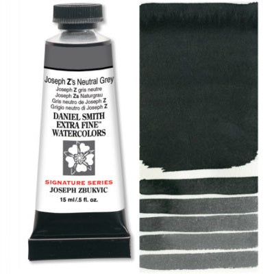 Daniel Smith Extra Fine Watercolor - Joseph Z's Neutral Grey 15 ml