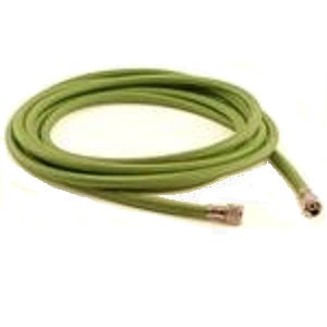 "Grex GBH-06 - 6 foot Braided Nylon Air Hose 1/8"" x 1/8"""