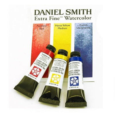 Daniel Smith Watercolor Primary Triad Set