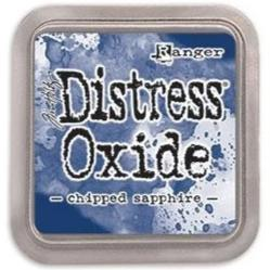 Tim Holtz Distress Oxide Stamp Pad - Chipped Sapphire