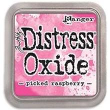 Tim Holtz Distress Oxide Stamp Pad - Picked Raspberry