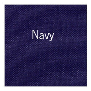 "Bookcloth 17"" X 19"" - Navy Blue"