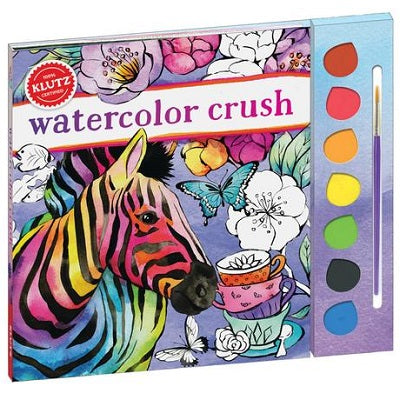 Klutz Watercolor Crush
