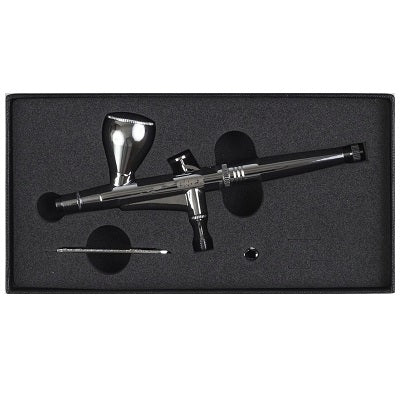 Grex Genesis XGi Essential Gravity Feed Airbrush with .3 mm tip