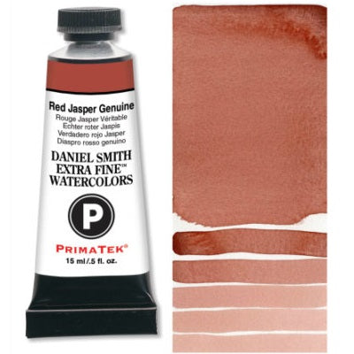 Daniel Smith Extra Fine Watercolor - Red Jasper Genuine 15 ml
