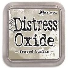 Tim Holtz Distress Oxide Stamp Pad - Frayed Burlap