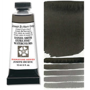 Daniel Smith Extra Fine Watercolor - Joseph Z's Warm Grey 15 ml