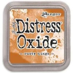 Tim Holtz Distress Oxide Stamp Pad - Rusty Hinge
