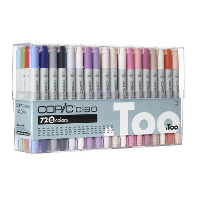 Copic  CIAO Marker 72 Set B