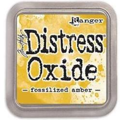 Tim Holtz Distress Oxide Stamp Pad - Fossilized Amber