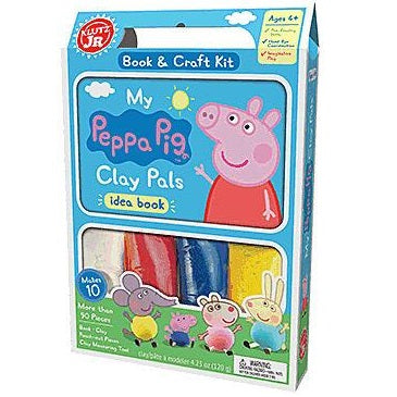 Peppa Pig Clay Pals Kit