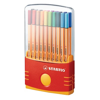 Stabilo  Point 88 Color Parade Set of 20
