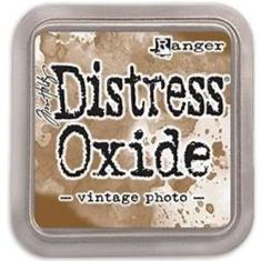 Tim Holtz Distress Oxide Stamp Pad - Vintage Photo
