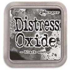 Tim Holtz Distress Oxide Stamp Pad - Black Soot
