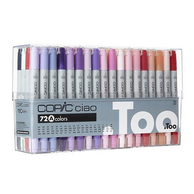 Copic  CIAO Marker 72 Set A