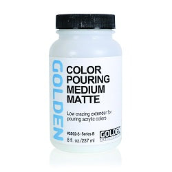 Golden Color Pouring Medium Matte 8 fl. Oz.