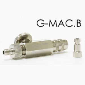 Grex G-MAC.B Valve w/ Quick Connect Coupler & Plug for Badger Airbrushes