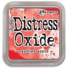Tim Holtz Distress Oxide Stamp Pad - Candied Apple