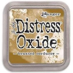 Tim Holtz Distress Oxide Stamp Pad - Brushed Corduroy