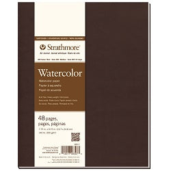 "Strathmore 400 Series Softcover Watercolor Journal 7.75"" X 9.75"""