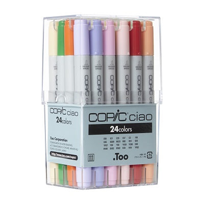 Copic CIAO Marker 24 Set