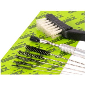Grex full set of Cleaning Brushes FA02