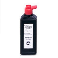 Sumi ink 6oz gloss black